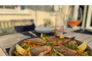 Bank Holiday Seafood