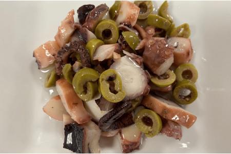 Octopus Salad - 150G