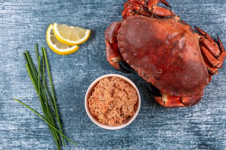 Brown Crab Meat