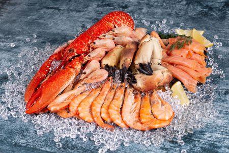 Gourmet Seafood Box