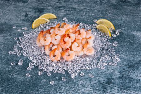 King Prawns Cooked and Peeled