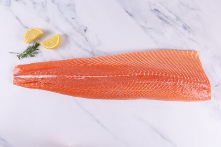 Salmon Fillet whole side