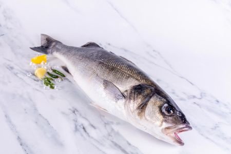 Sea Bass - wild, hook & line caught 1.2-1.6kg