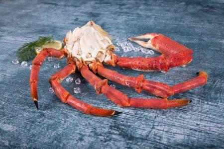 Cornish King Crab half - 450-600g