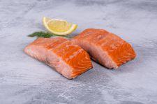 Smoked Salmon Kiln Roast