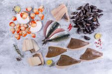 Cornish Seafood Selection Box 20 portion