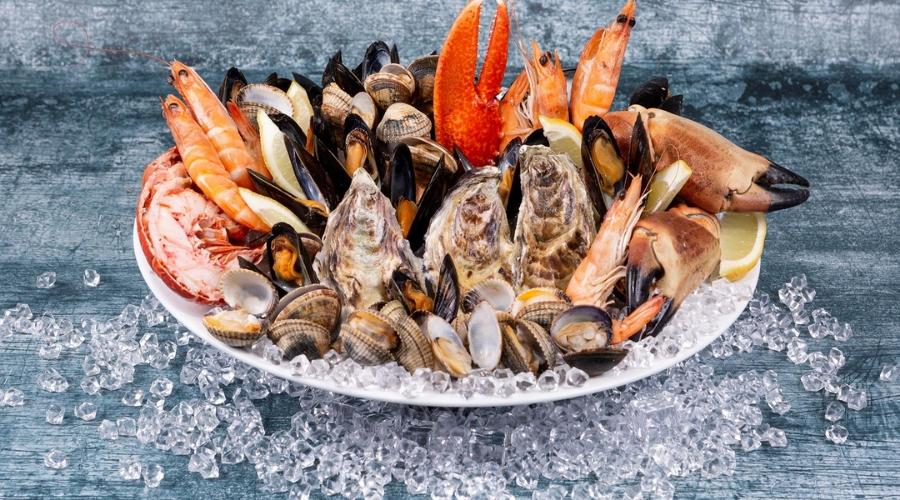 Fresh shellfish storage