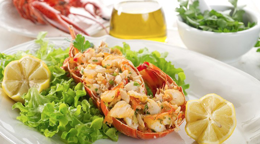 Lobster and Mango Salad Recipe