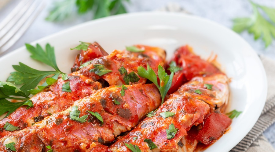 Moroccan Spicy Fish