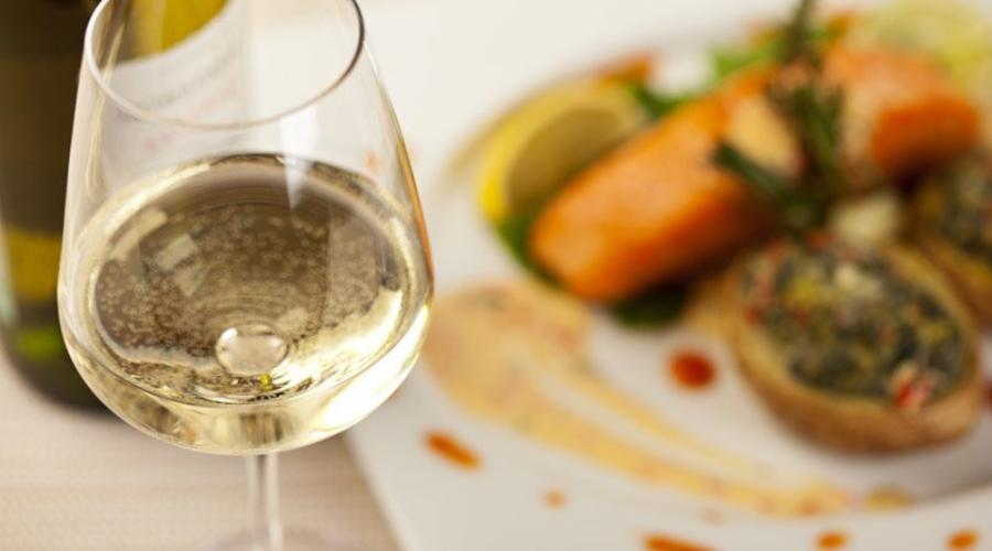 Seafood and Wine Pairing